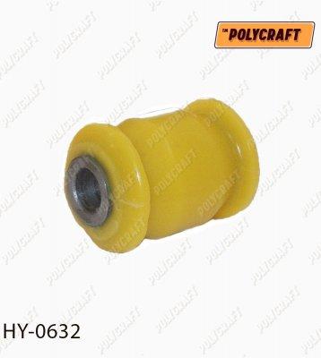Полиуретановый сайлентблок рычага переднего (передний) hy0632