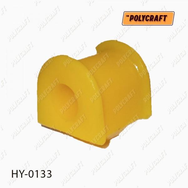 Поліуретанова втулка стабілізатора (переднього) D=22,8 mm.