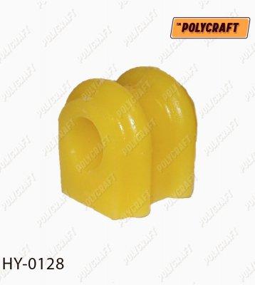 Полиуретановая втулка стабилизатора (переднего) D = 19 mm. hy0128