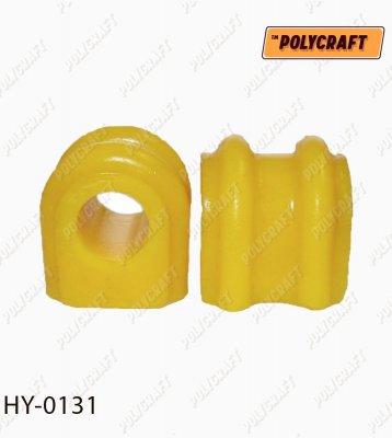 Поліуретанова втулка стабілізатора (переднього) D=21,5 mm.   hy0131