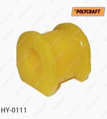 Полиуретановая втулка стабилизатора (переднего) D = 29 mm. hy0111