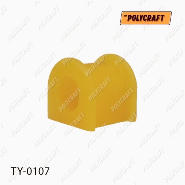 Поліуретанова втулка стабілізатора (заднього) D=24 mm.