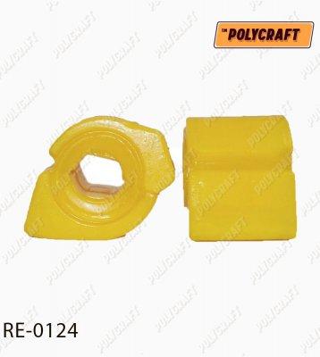 Поліуретанова втулка стабілізатора (заднього)  D=21 mm.   re0124