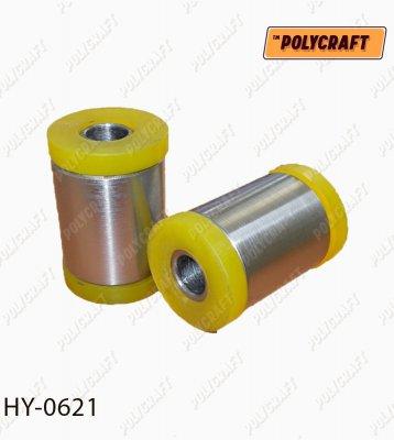 Поліуретановий сайлентблок заднього поперечного важеля під пружину (внутрішній)   hy0621