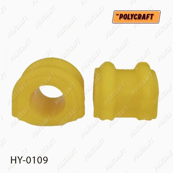 Полиуретановая втулка стабилизатора (переднего) D = 28 mm.