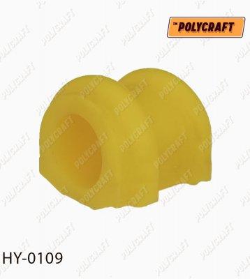 Полиуретановая втулка стабилизатора (переднего) D = 28 mm. hy0109