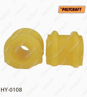 Полиуретановая втулка стабилизатора (заднего) D = 20 mm. hy0108
