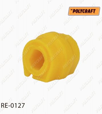 Полиуретановая втулка стабилизатора (переднего) D = 22,5 mm. (17/22) re0127