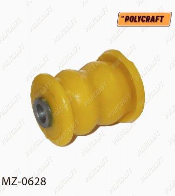 Полиуретановый сайлентблок рычага переднего (передний) mz0628