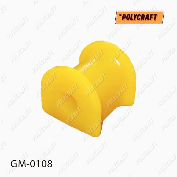 Полиуретановая втулка стабилизатора (переднего) D = 17/16 mm.
