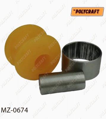 Полиуретановый сайлентблок переднего рычага (задний) mz0674