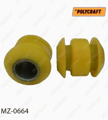 Полиуретановый сайлентблок заднего продольного рычага (задний) mz0664