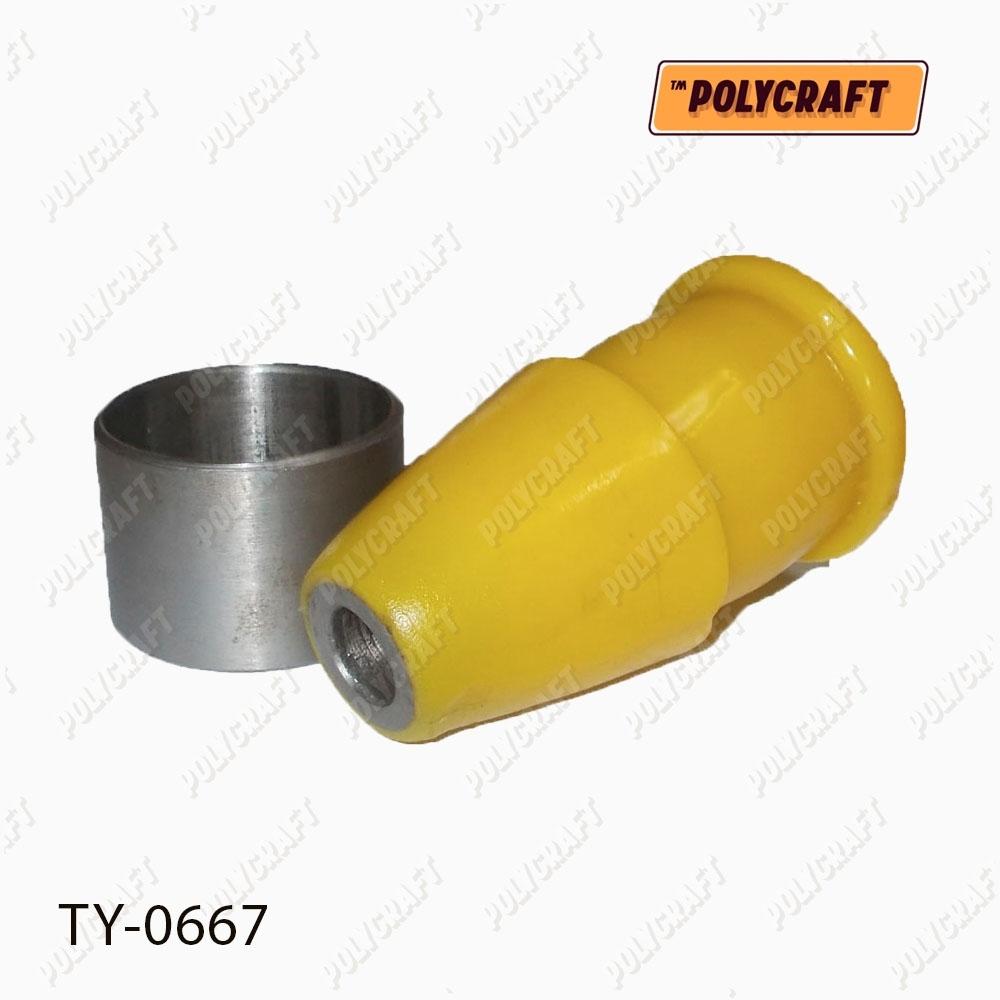 Поліуретановий сайлентблок важеля переднього нижнього заднього (внутрішній)