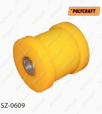 Полиуретановый сайлентблок заднего продольного рычага (задний) sz0609
