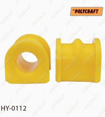 Полиуретановая втулка стабилизатора (переднего) D = 29 mm. hy0112