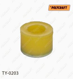 ty0203 Полиуретановая втулка стойки стабилизатора (заднего) нижняя