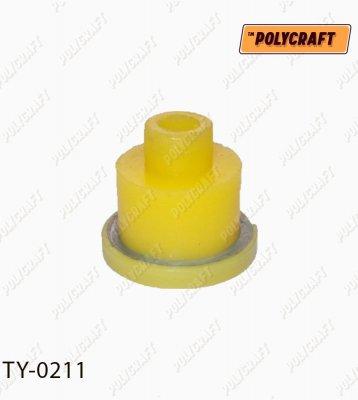 Поліуретанова втулка стійки стабілізатора (заднього) верхня   ty0211