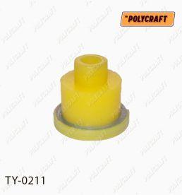 ty0211  Полиуретановая втулка стойки стабилизатора (заднего) верхняя