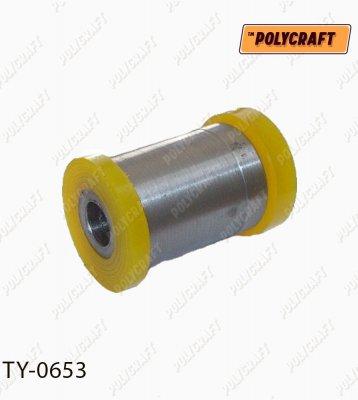 Поліуретановий сайлентблок заднього підпружинного важеля (внутрішній)   ty0653