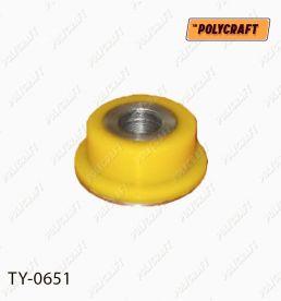 ty0651  Поліуретановий сайлентблок заднього повздовжнього важеля (задній) кріплення до ступиці