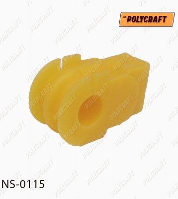 Поліуретанова втулка стабілізатора (переднього) D=21,5 mm.   ns0115