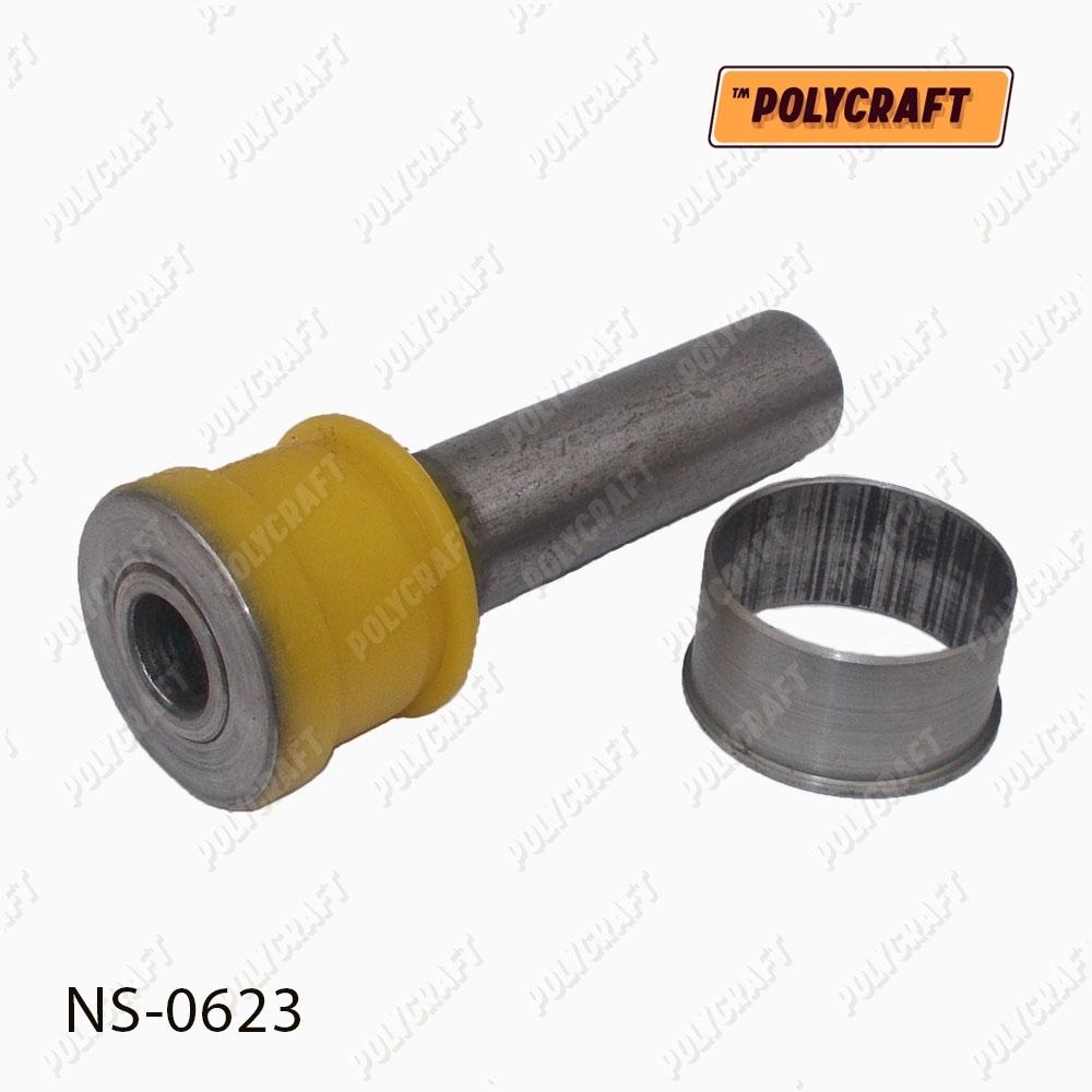 Поліуретановий сайлентблок переднього підрамника (передній)  L=142 мм.