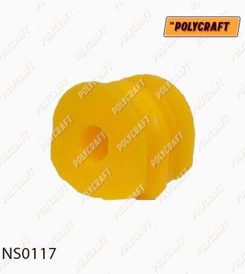 Поліуретанова втулка стабілізатора (заднього)  D=16,8 mm.   ns0117