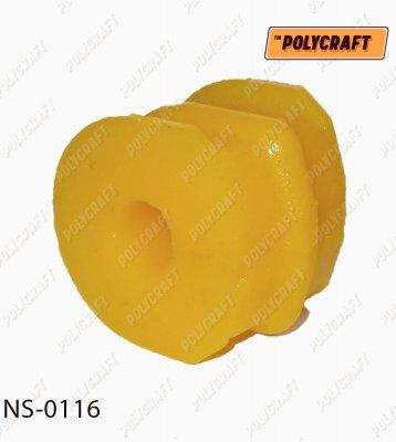 Поліуретанова втулка стабілізатора (заднього)  D=15 mm.  ns0116