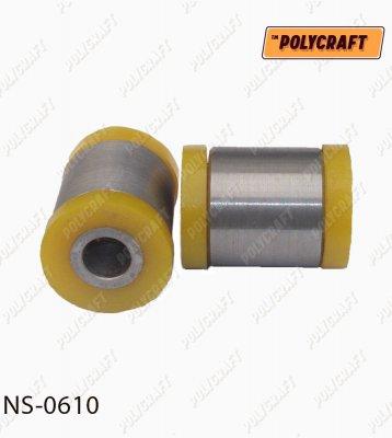 Полиуретановый сайлентблок заднего поперечного (верхнего) рычага ns0610