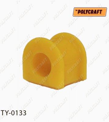 Полиуретановая втулка стабилизатора (переднего) D = 25 mm. ty0133