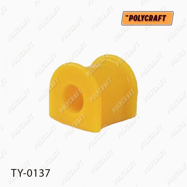 Полиуретановая втулка стабилизатора (переднего) D = 18 mm.