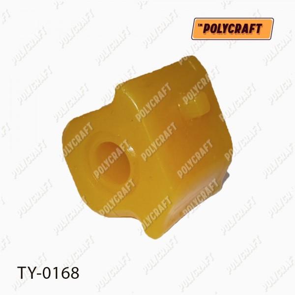 Поліуретанова втулка стабілізатора (переднього) права D=23,2 mm.