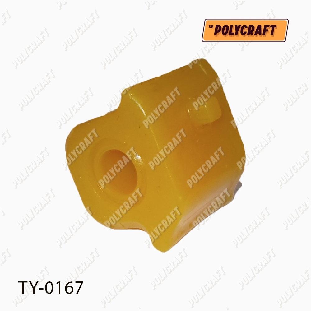Полиуретановая втулка стабилизатора (переднего) левая D = 23,2 mm.