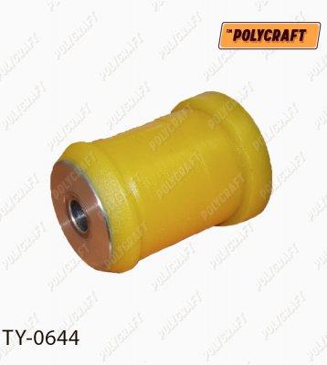 Полиуретановый сайлентблок переднего нижнего рычага (задний) ty0644