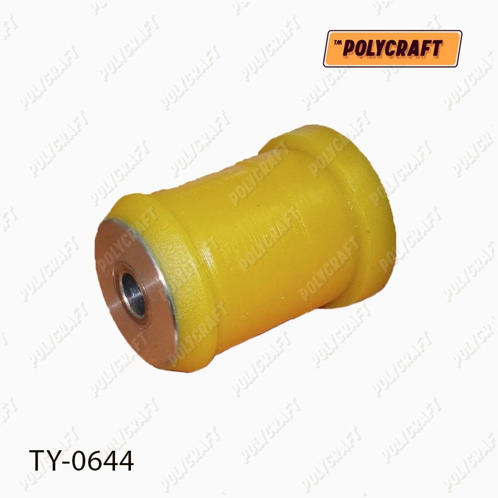 Полиуретановый сайлентблок переднего нижнего рычага (задний)