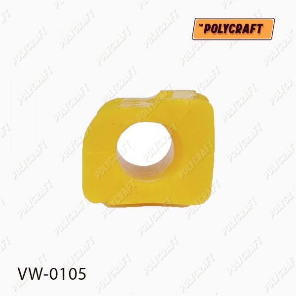 Полиуретановая втулка стабилизатора переднего (левая) D = 22,5 мм.