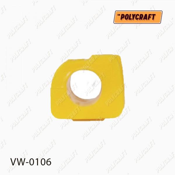Полиуретановая втулка стабилизатора переднего (правая) D = 22,5 мм.
