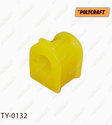 Полиуретановая втулка стабилизатора (переднего) D = 24 mm. ty0132