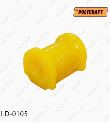 Поліуретанова втулка стабілізатора (переднього) D=15 mm.   ld0105
