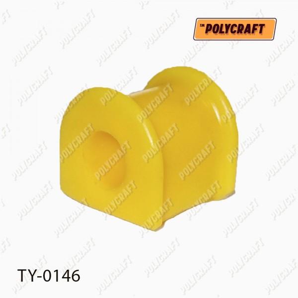 Полиуретановая втулка стабилизатора (переднего) D = 23 mm.