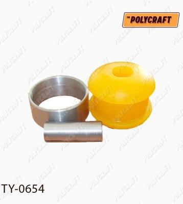 Поліуретановий сайлентблок важеля переднього (задній)  ty0654