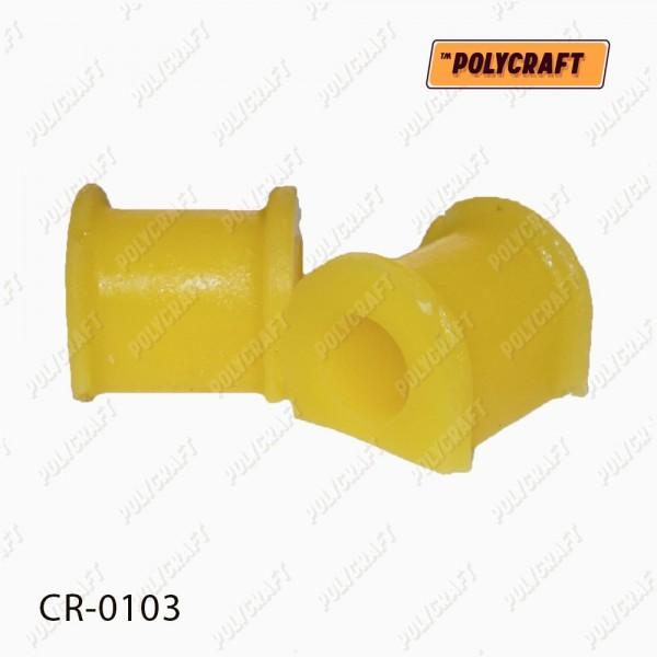 олиуретановая втулка стабилизатора (заднего) D = 19 mm.