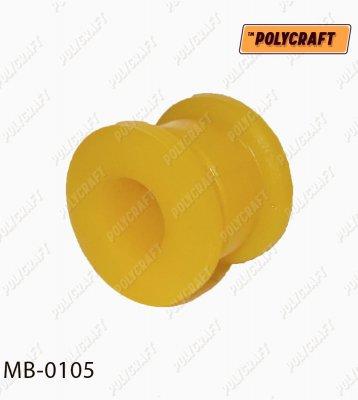 Поліуретанова втулка стабілізатора (переднього) D=22,5 mm.   mb0105