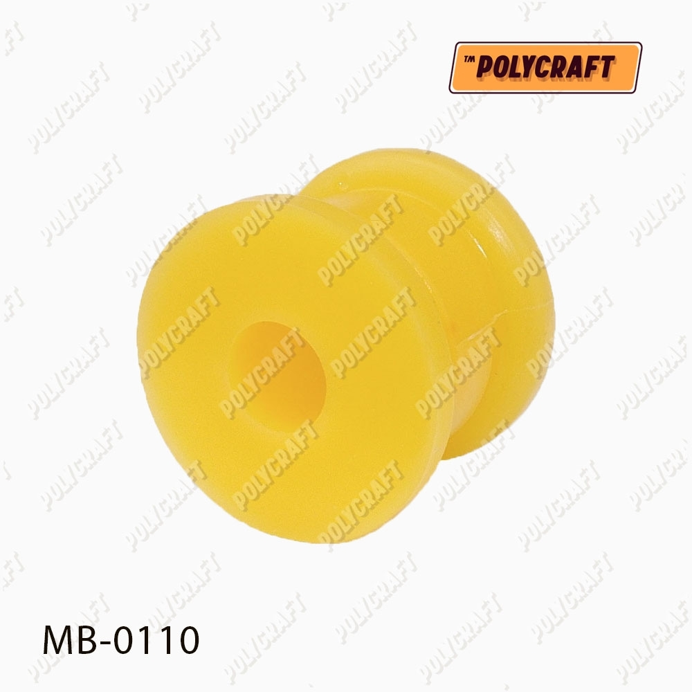 Поліуретанова втулка стабілізатора (переднього) зовнішня D=18 mm.