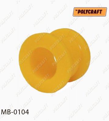 Поліуретанова втулка стабілізатора (переднього) D=27 mm.   mb0104