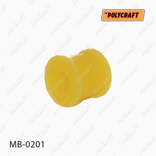 Поліуретанова втулка стійки стабілізатора (переднього) D=13,5 mm. (верхня та нижня)