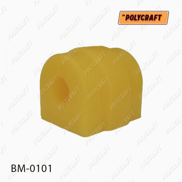 Поліуретанова втулка стабілізатора (переднього) D=22,5/21 mm.