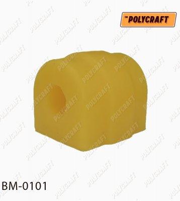 Поліуретанова втулка стабілізатора (переднього) D=22,5/21 mm.  bm0101