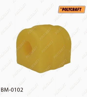 Полиуретановая втулка стабилизатора (переднего) D = 23/21 mm. bm0102
