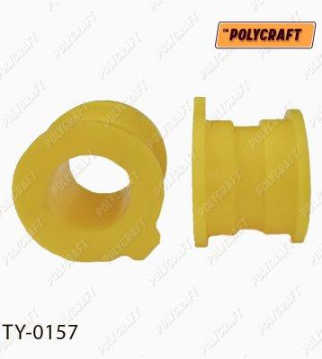 Поліуретанова втулка стабілізатора (заднього) D=33 mm.   ty0157